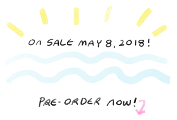 On sale May 8, 2018! Pre-order now and get bonus goodies!