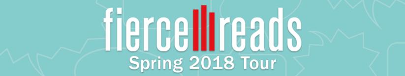 spring 2018 fierce reads logo